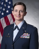 Colonel Pamela L. Fonti, commander of the 126th Medical Group, Illinois Air National Guard.