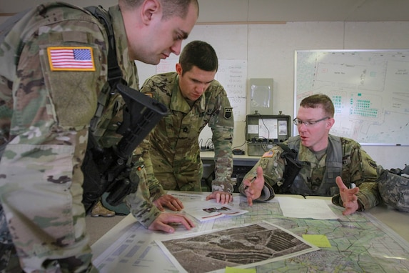 Training exercise helps prepare Army Reserve Soldiers for upcoming deployment