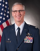 Colonel Jeffrey W. Jacobson, Commander, 126th Air Refueling Wing.