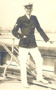 Blue Dress Uniform 1928