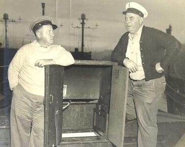 Uniform circa 1950