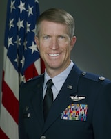 Lt. Col. Erik Fisher, 21st Airlift Squadron commander, shares some thoughts on why he chose to continue serving in the U.S. Air Force. (U.S. Air Force Courtesy Photo)