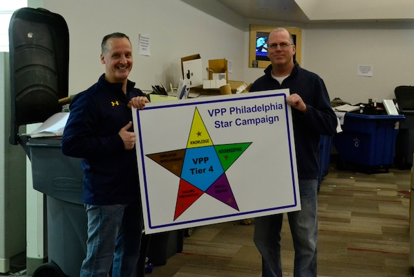 C&E employees conduct spring cleaning to demonstrate VPP ...