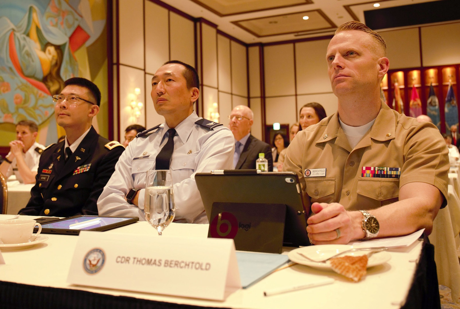 U.S., Japanese Military Dental Professionals Meet for 65th Tri-Service Dental Symposium in Tokyo