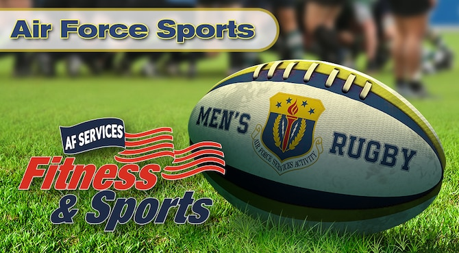 Air Force Sports Rugby graphic (By Greg Hand)