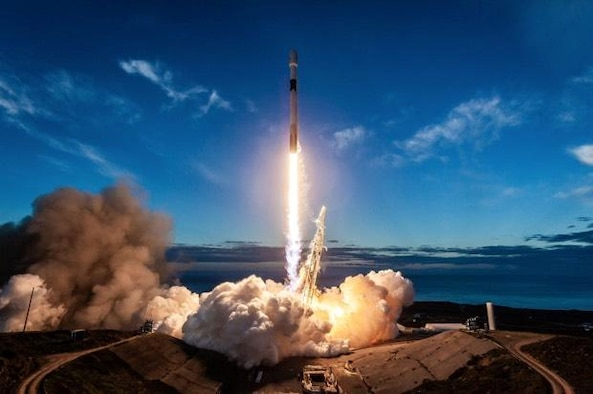 REACH and  Iridium Launch