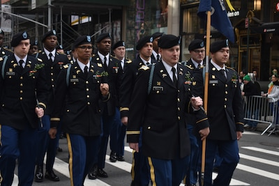 Service in New York's 'Fighting 69th' is a family tradition