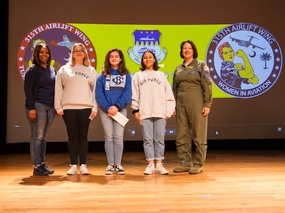2019 Women in Aviation Career Day