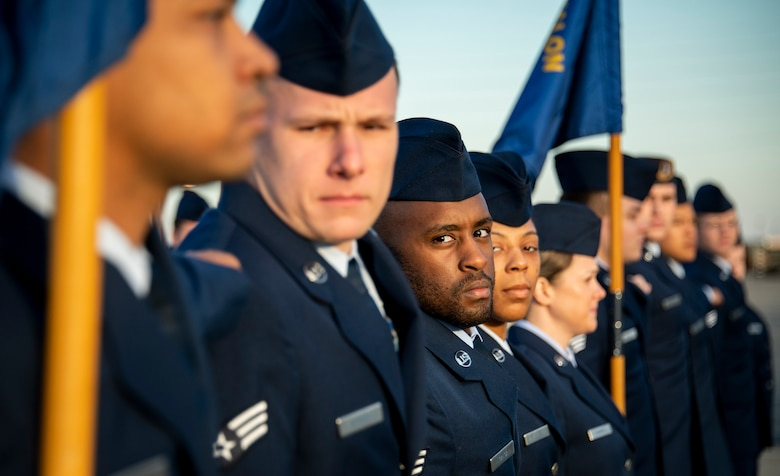 Airman Leadership School morning