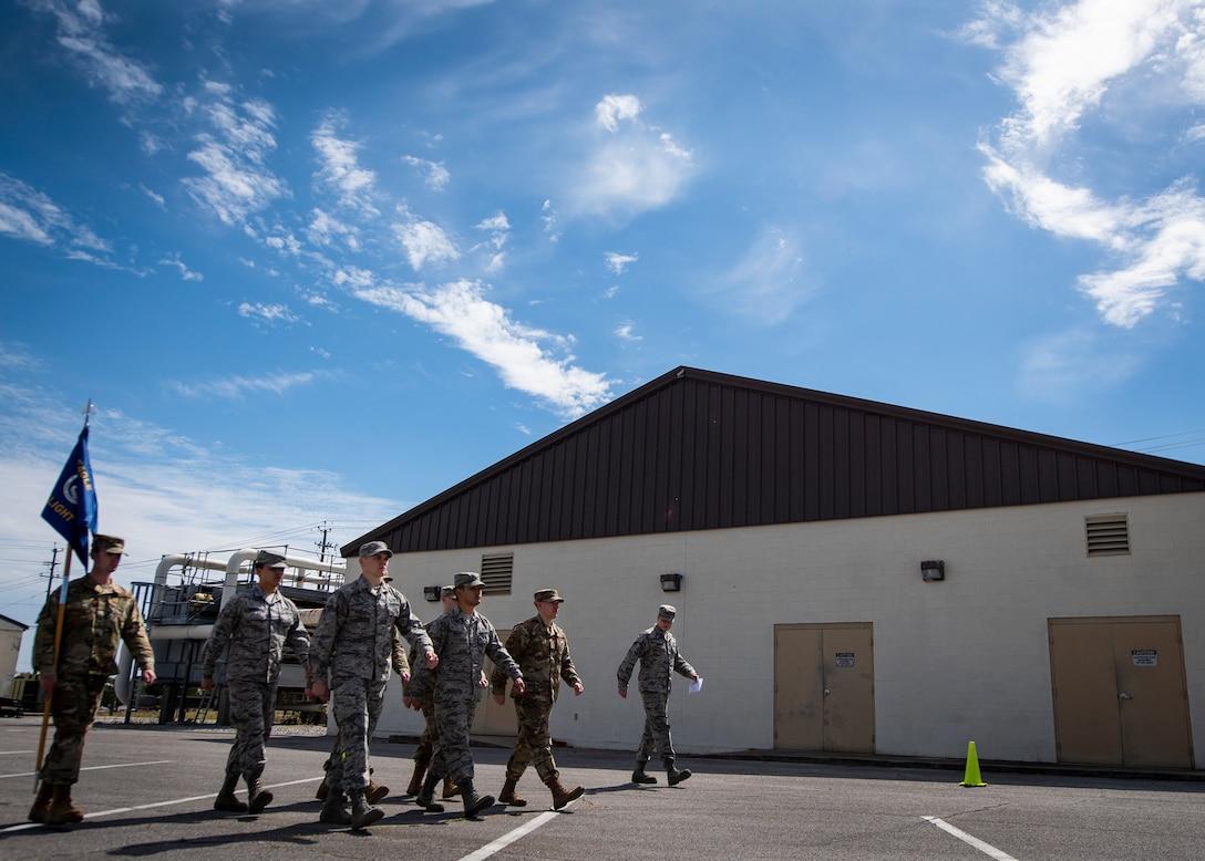 The march toward NCO