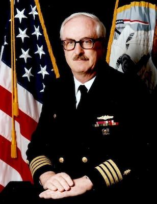 Capt. Edward Flynn, USN (Retired)
