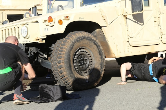 "Army Reserve leaders test their Battle Assembly skills at ""How to BA Day"""