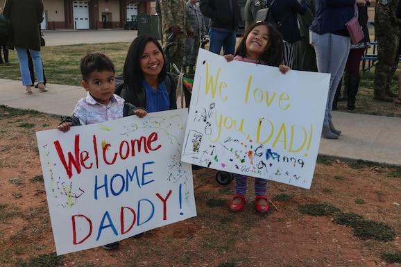 39th, 40th AS Airmen return from deployment