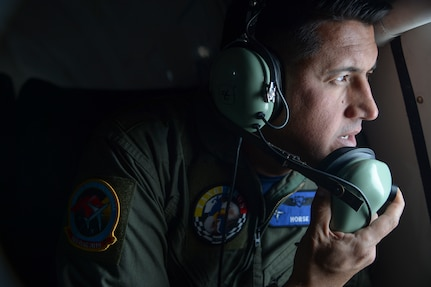 Colombian Air Force participates in Red Flag 19-2