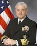 Vice Admiral Kevin Green
