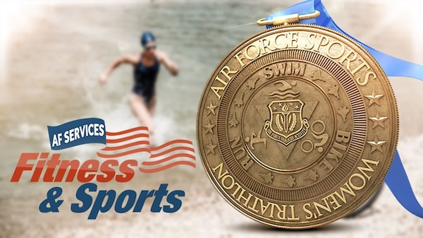 Air Force seeks triathletes for Armed Forces competition