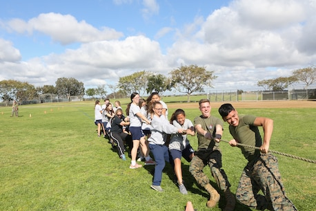 Back at it again: MCAS Miramar attends annual De Portola fitness challenge