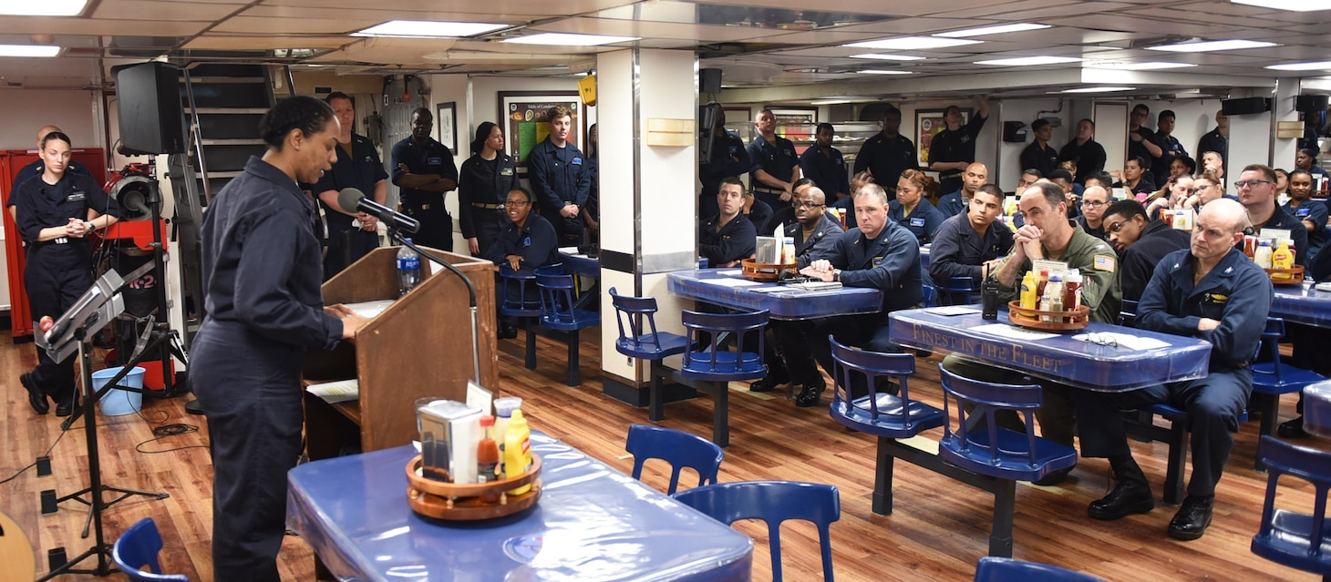 Blue Ridge is the oldest operational ship in the Navy and, as 7th Fleet command ship, actively works to foster relationships with allies and partners in the Indo-Pacific Region.