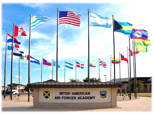 The Inter-American Air Forces Academy at Joint Base San Antonio-Lackland has revamped 15 classrooms with new technology to enhance students' education experience, which they began using in January 2019 as part of a six-month test. They are the first in the Department of Defense to use this technology.