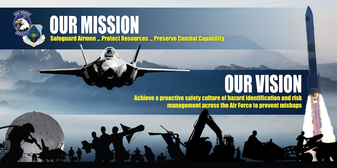 AFSEC Mission/Vision Poster Series