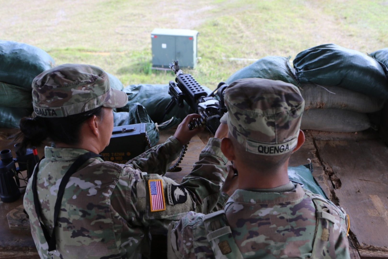 Guam Army National Guard Soldier Makes History