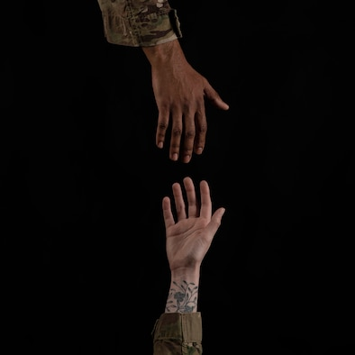Help spread the word that help is out there and that healing is possible. For more information, call the SAPR office at 302-677-3680 or 302-363-7272. (U.S. Air Force photo by Mauricio Campino)