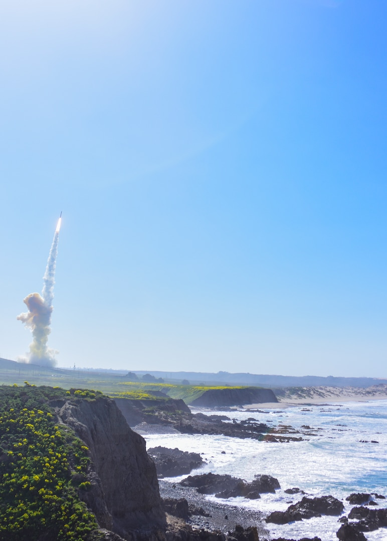 A test of the nation's Ground-based Midcourse Defense system,
