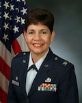 Air Force Col. Madeline López