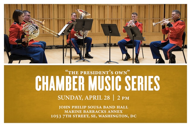 Chamber Music Series: War and Peace
