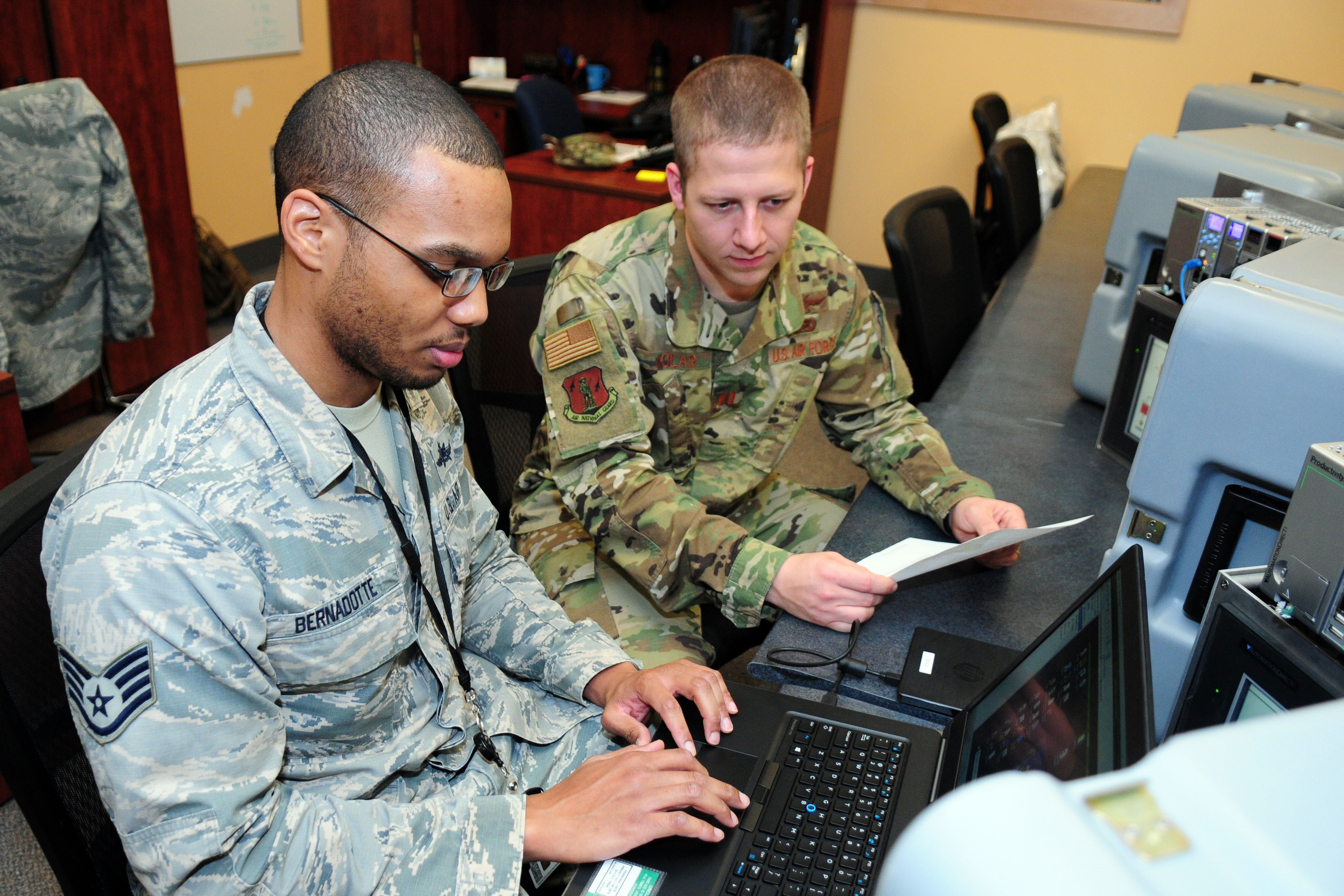 Reserve, Guard Leaders Provide Cybersecurity Updates > U.S. DEPARTMENT OF  DEFENSE > Defense Department News