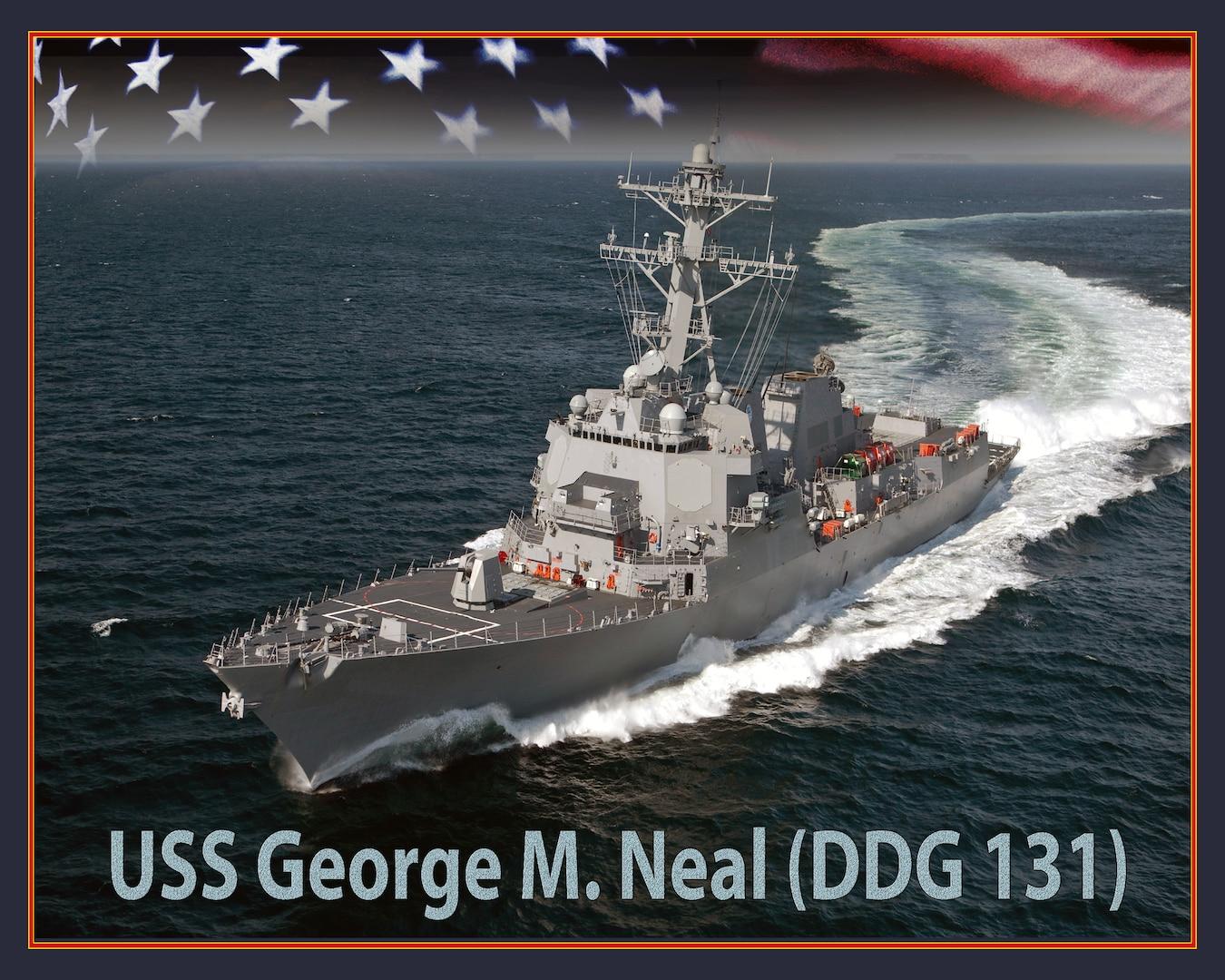 Secretary of the Navy Names Destroyer in Honor of US Navy, Korean War Veteran
