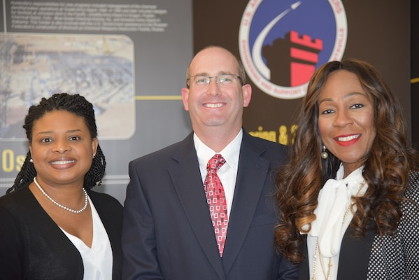 Latosha McCoy, Brandon Lee and Tonju Samuels were selected the Defense Contract Audit Agency's Director's Development Program in Leadership, an 18-month long Department of Defense executive level program designed to hone leadership competencies for managerial and executive-level performance.