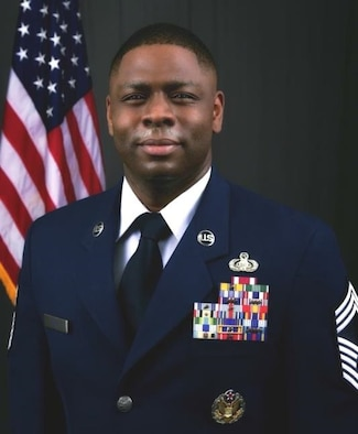 Chief Master Sgt. Hunt Biography Photo (U.S. Air National Guard Photo by Staff Sgt. John Michaels)