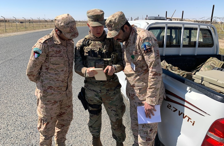 386th ESFS Defenders use multilingual skills to fortify international partnerships