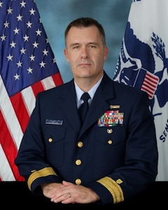 Photo of RDML BRIAN PENOYER