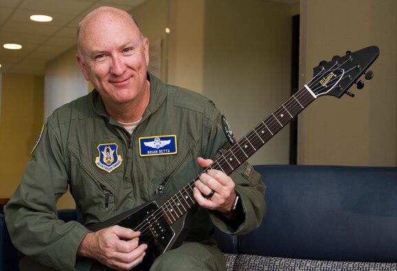 Col. Brian Betts