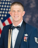 Official photo of TSgt Daniel Dowling
