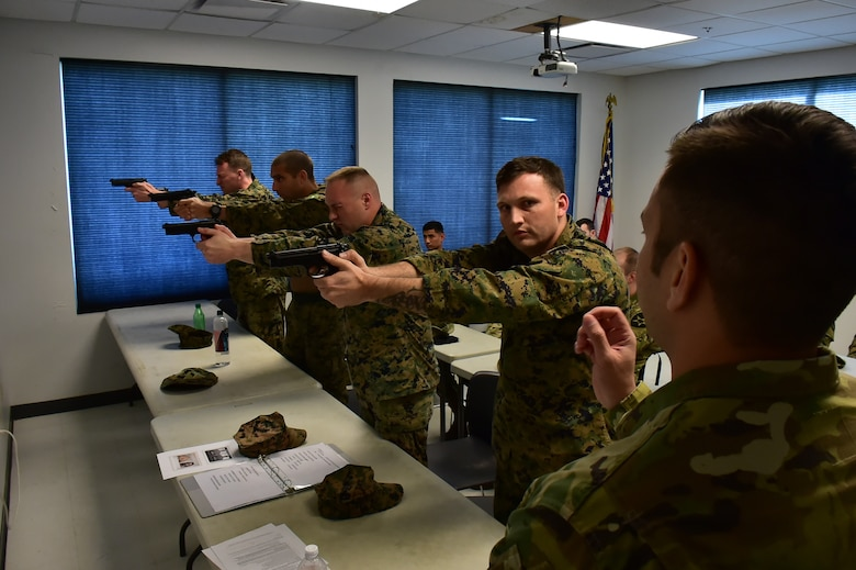 Greater New Orleans service members earn prestigious German military badge