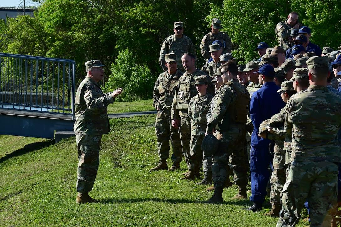 Greater New Orleans service members earn prestigious German military badge