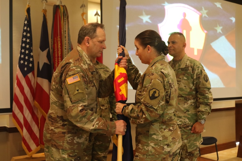 Army Reserve Geographical Caribbean command has a new command sergeant major