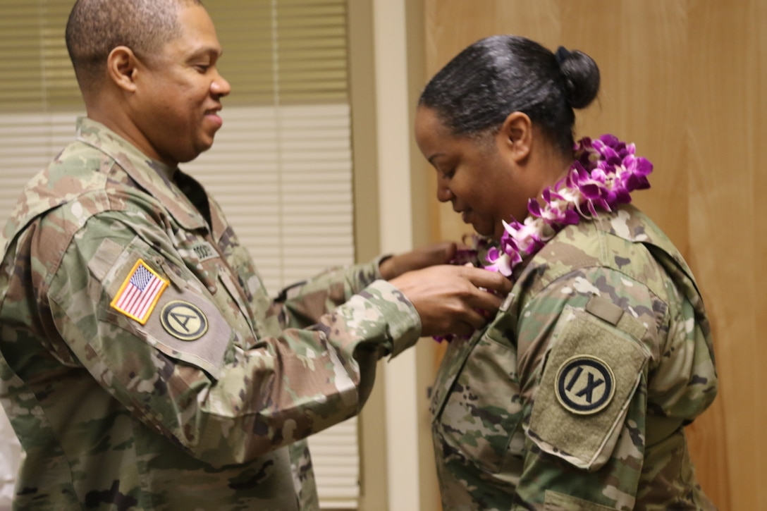 Women's History Month observed at 9th Mission Support Command