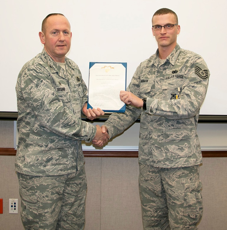 Norman Awarded AFCM