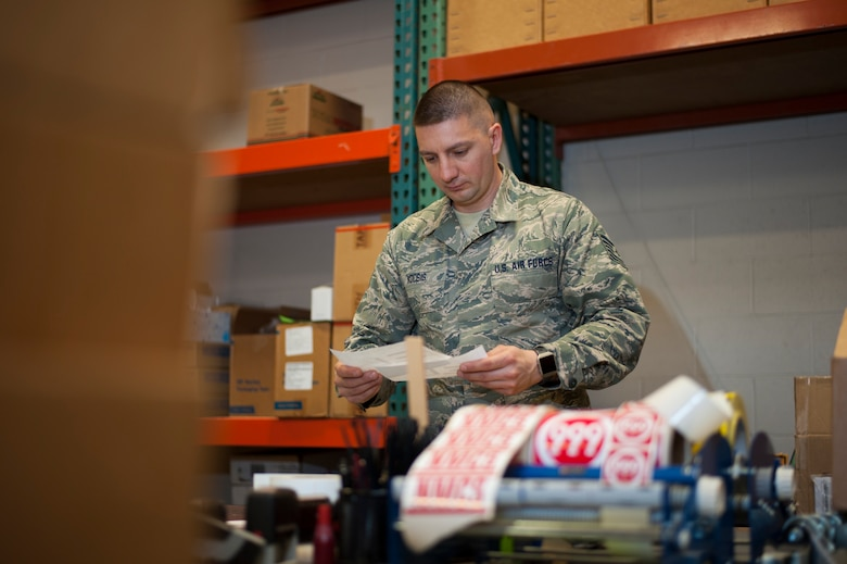 Traffic management specialists play critical role in mission readiness