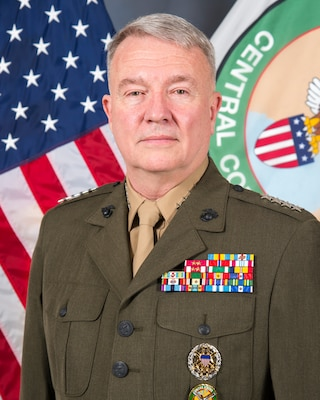 CENTCOM Commander