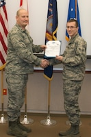 Carter Promoted to A1C