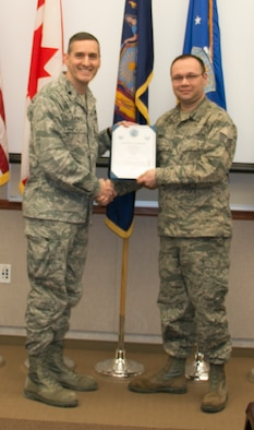Jones Promoted to Tech Sgt