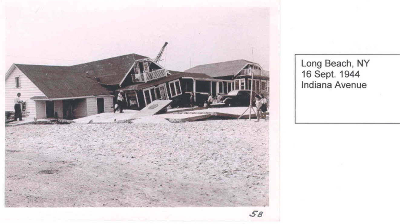 Historic Storm Damage in Long Beach, NY