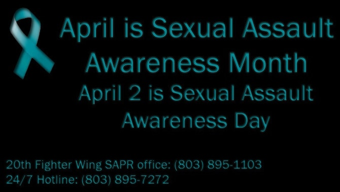 If an Airman is assaulted, representatives of the Air Force's Sexual Assault Prevention and Response Victim Advocacy program are available to assist 24 hours a day, seven days a week.