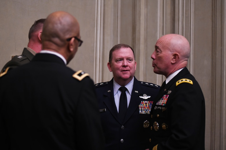 Lt. Gen. Scobee highlights Air Force Reserve successes on Capitol Hill