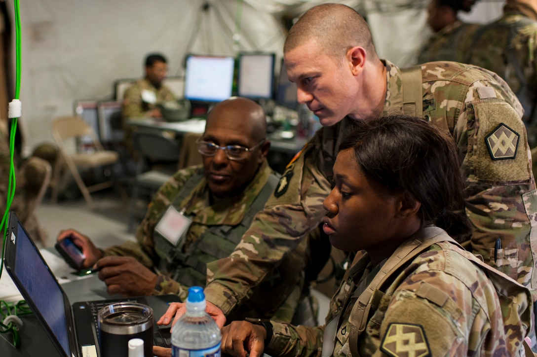 """America's Sustainment Brigade """"Fights Fast"""" at CPX-F"""